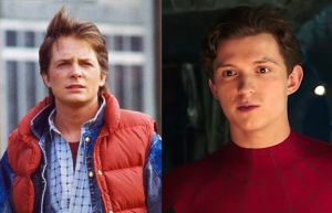 ¡¿Tom Holland protagonizará el remake de 'Back To The Future'?!
