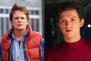 ¡¿Tom Holland protagonizará el remake de 'Back To The Future'?!