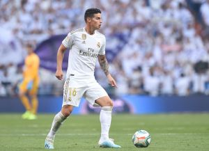 A punto de estallar: James Rodríguez, una bomba de tiempo de la que tiene que deshacerse el Real Madrid