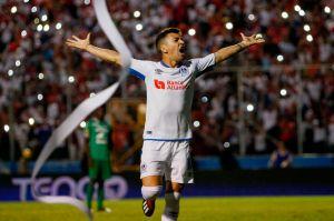 El Olimpia de Honduras sigue destruyendo a la MLS en Concachampions