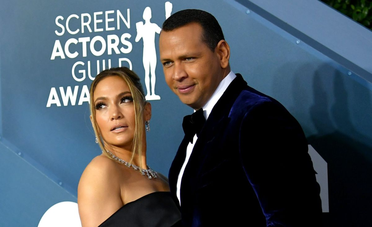 Así es la buena relación entre las hijas de Jennifer Lopez y Alex Rodríguez