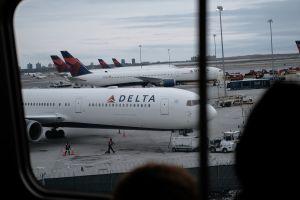 Delta Airlines suspende vuelos entre Nueva York y Milán por el coronavirus