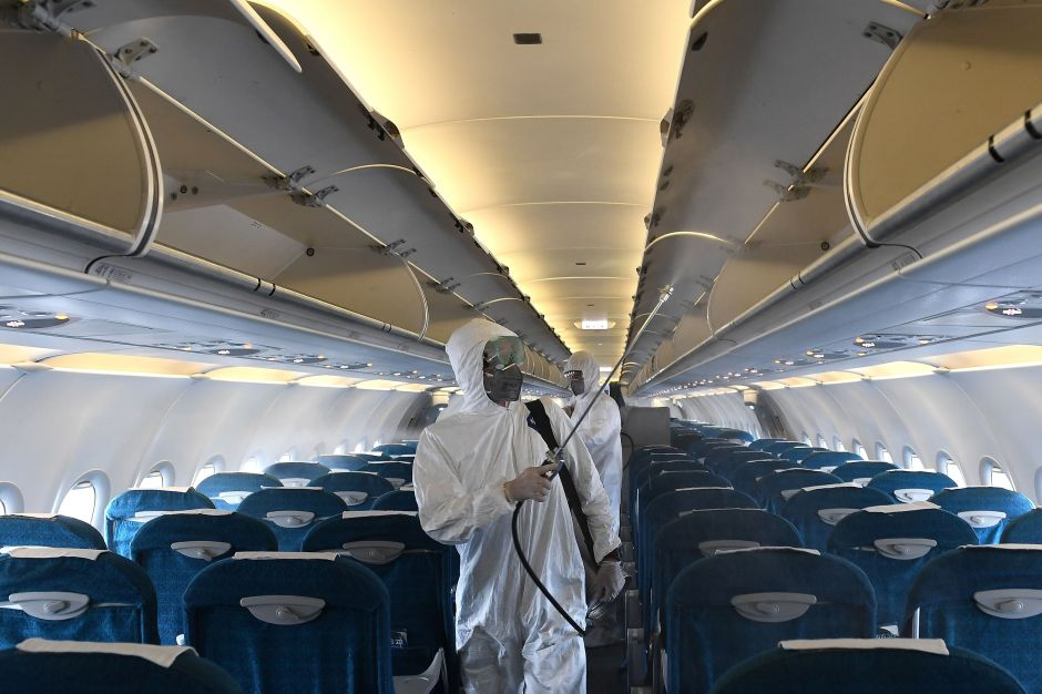 Volar en tiempos de coronavirus: medidas que las aerolíneas están tomando para proteger a los pasajeros