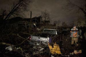 Devastador tornado en Nashville, Tennessee, deja al menos 19 muertos y decenas de edificios destruidos