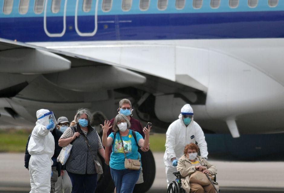 Estados Unidos tiene ya más de 1,000 casos que han dado positivo al coronavirus