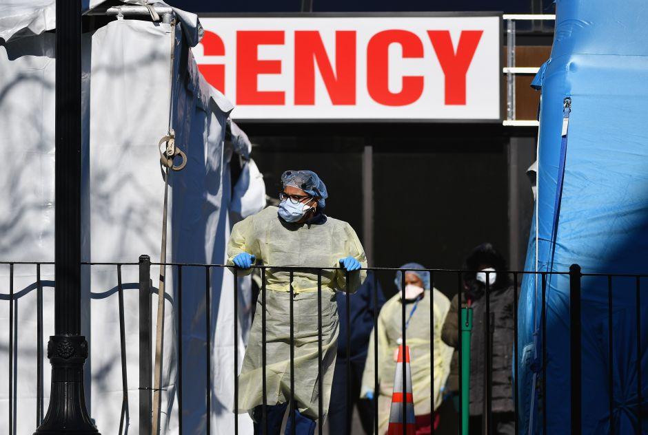 Estados Unidos cerca de los 160,000 contagios por coronavirus, pero hay una buena señal