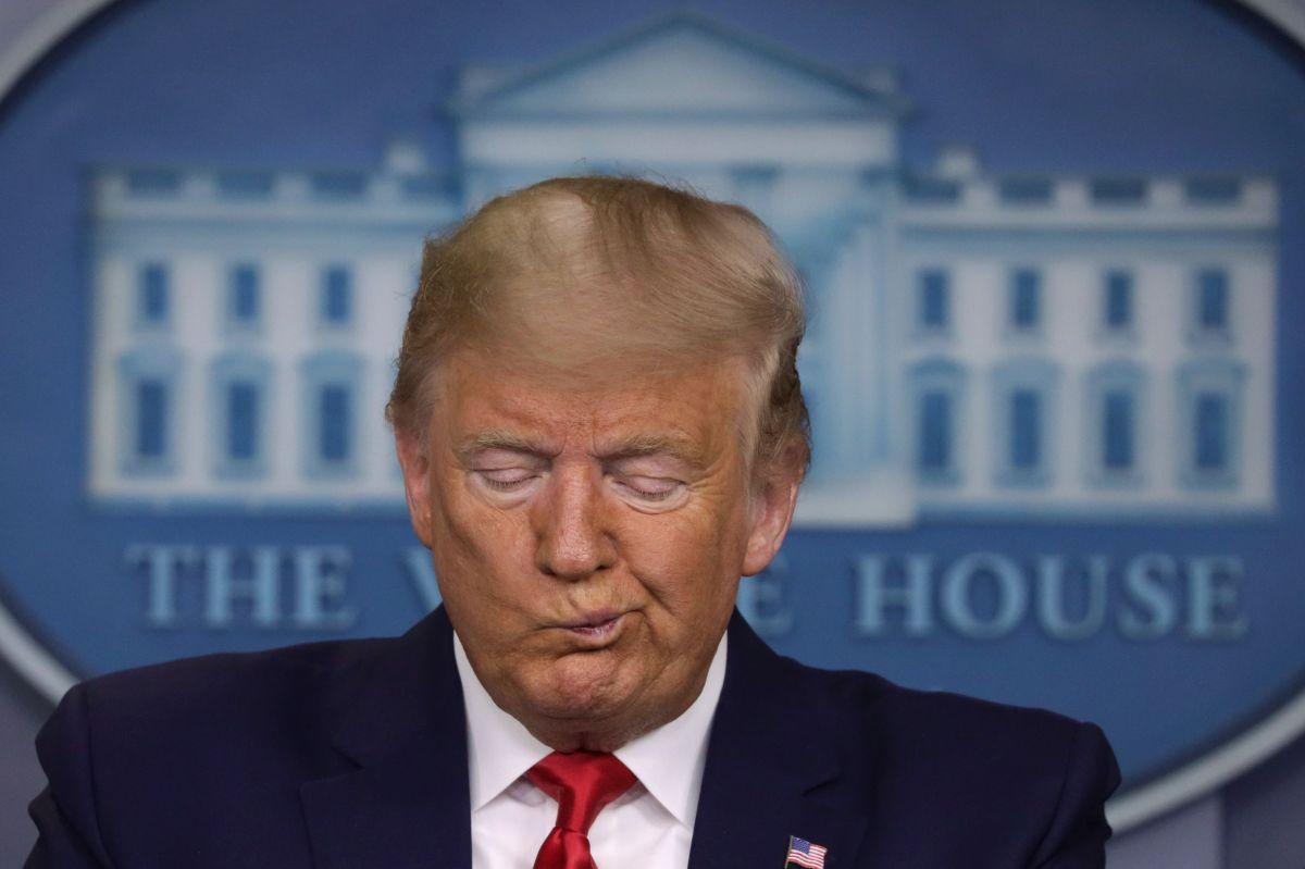La OMS alerta a Trump que Estados Unidos podría convertirse en el nuevo epicentro del coronavirus