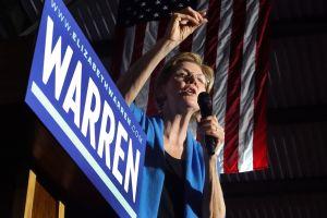 Elizabeth Warren afirma que aceptaría ser la vicepresidenta de Biden