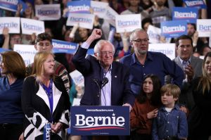 Súper Martes: Bernie Sanders gana con mucha ventaja en California