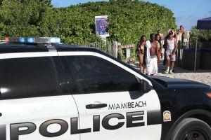 Más de 150 arrestos en Miami Beach durante el fin de semana