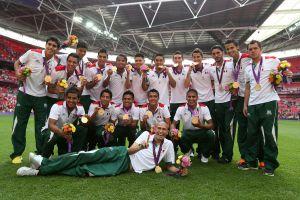 Héroes del Tri: Luis Fernando Tena y Oribe Peralta revivieron la medalla de oro en Londres 2012
