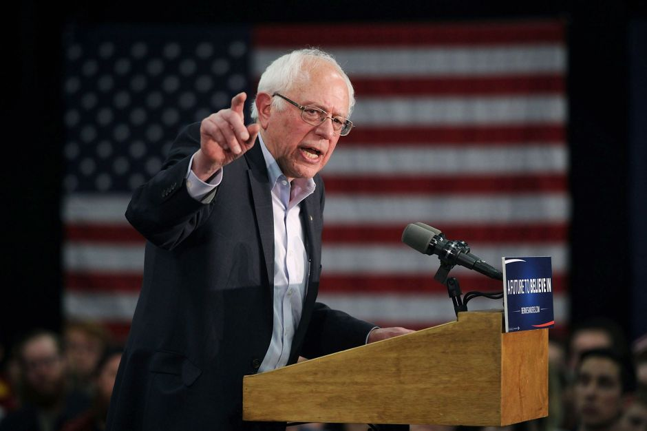 ¿Las derrotas en primarias obligarán a Bernie Sanders a renunciar a la campaña?