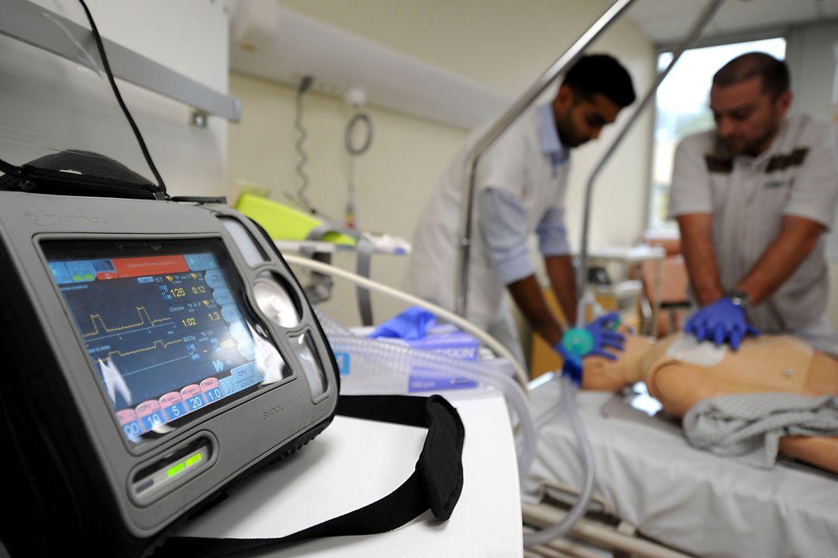 Los ventiladores son fundamentales en el tratamiento de los casos más graves de COVID-19.