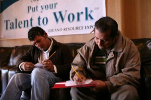 Sin empleo, sin cobertura de salud