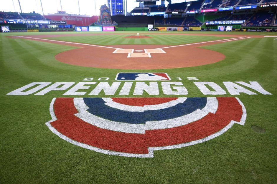 MLB prepara 'menú' televisivo en sustitución de la jornada inaugural