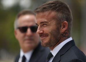 David Beckham regresa a Inter Miami y admite que hay mucho trabajo por hacer