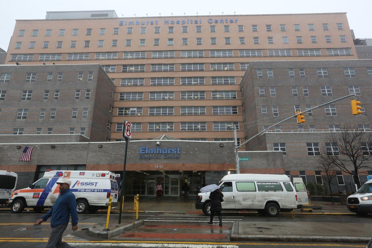 """Elmhurst Hospital en Queens es la """"Zona cero"""" del coronavirus en NYC y sigue necesitando suministros"""