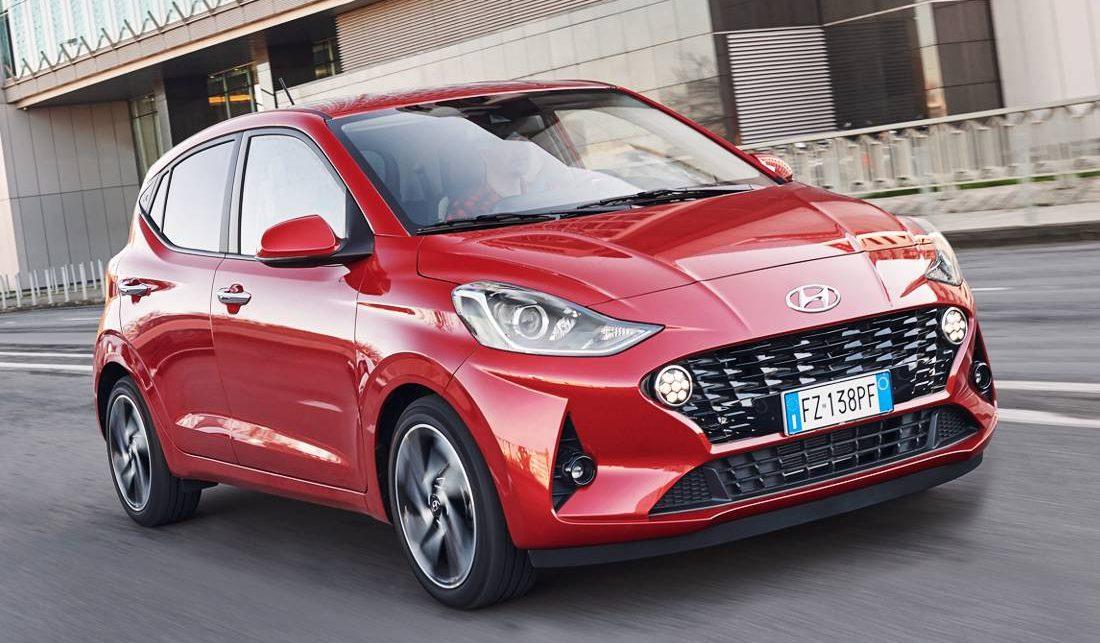 Mira cómo se fabrica el nuevo i10 de Hyundai desde Europa