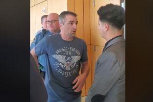 En video: Agente de ICE arresta a un inmigrante que acudía a un tribunal