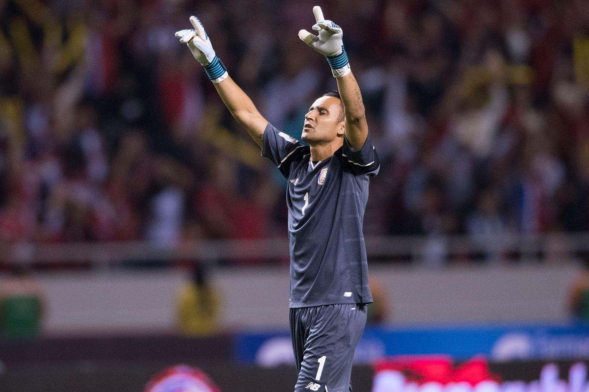 El costarricense fue titular con el París Saint Germain en la goleada de 5-1 que le propinaron al Lyon este miércoles en la semifinal de la Copa de Francia.