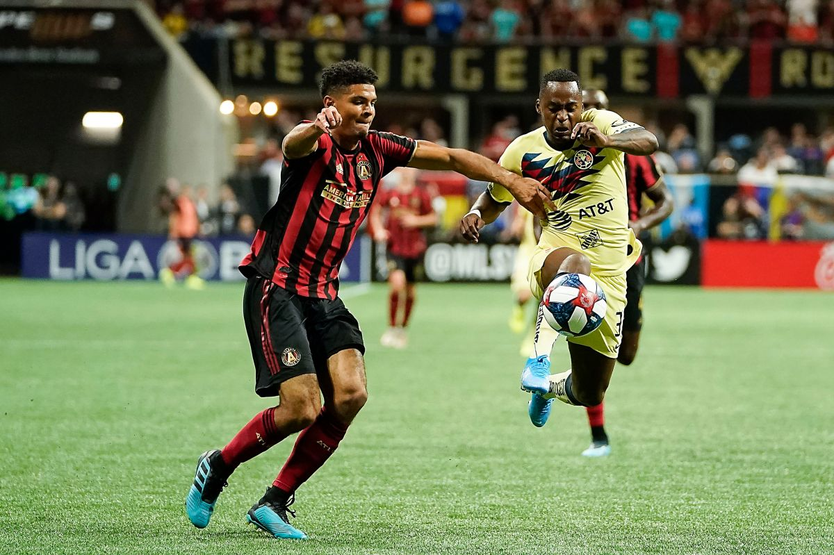 América buscará cobrar venganza y sacar la ventaja en casa ante Atlanta United