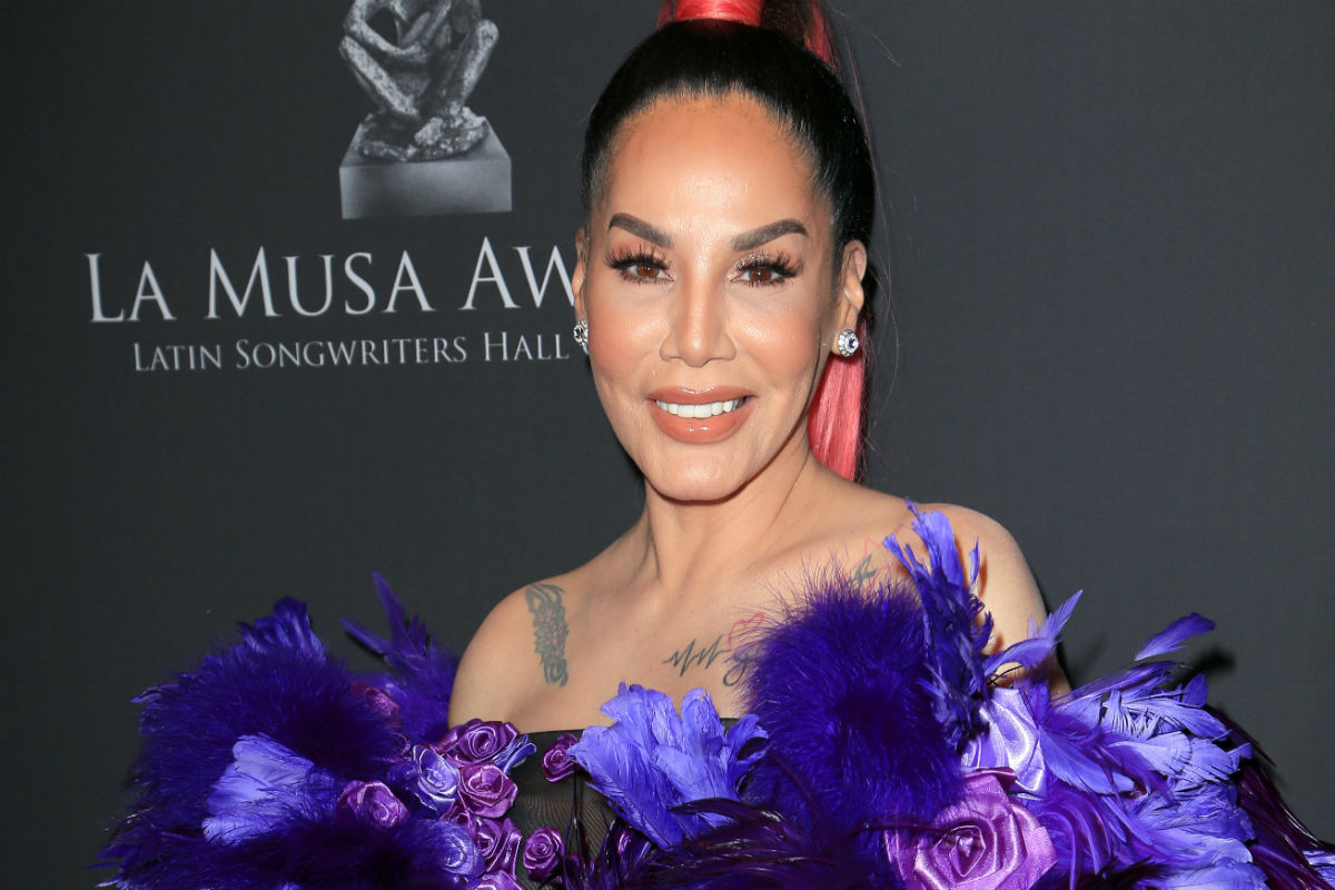 Ivy Queen among the women of the music industry honored by the Latin Grammy