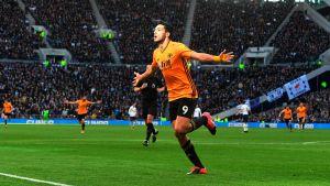 ¡Qué golazo de Raúl Jiménez! y gran victoria de los Wolves ante el Tottenham