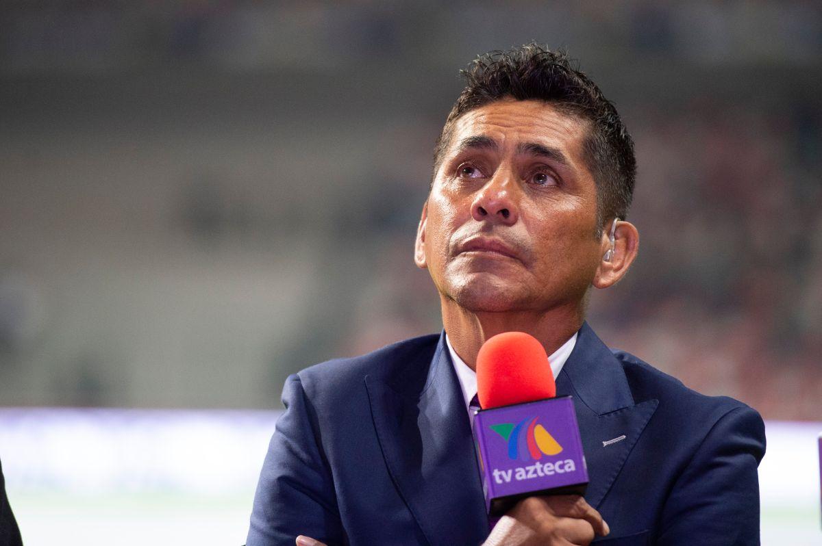 Jorge Campos manda indirecta a los jugadores de la Selección Mexicana