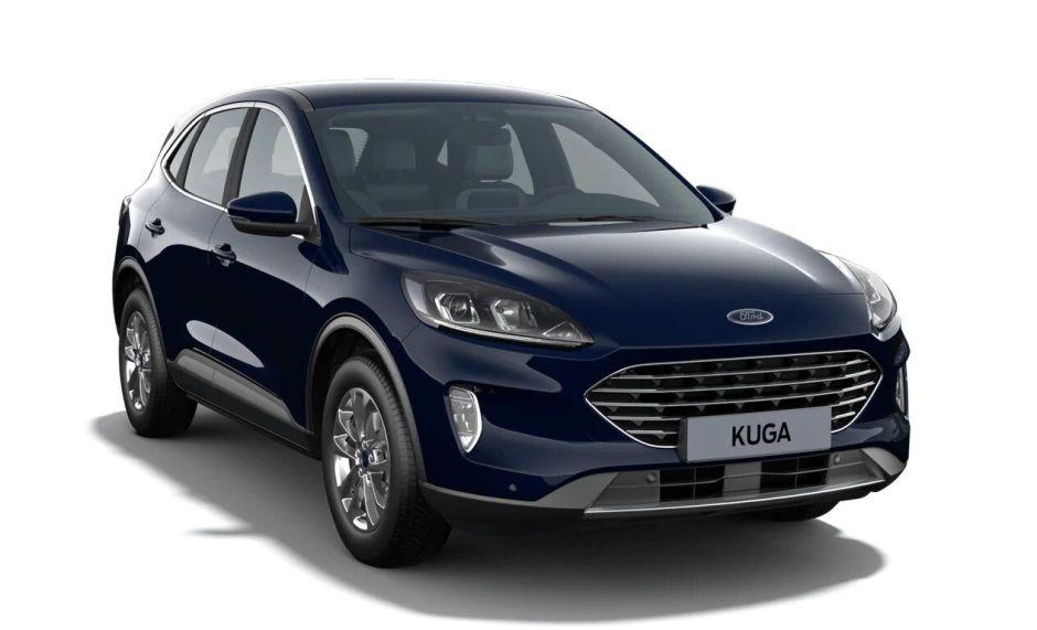 Así es el Ford Kuga, el nuevo SUV que derrocha tecnología