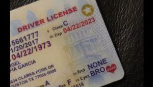 Extienden en Texas la fecha de expiración para licencias de conducir e identificaciones