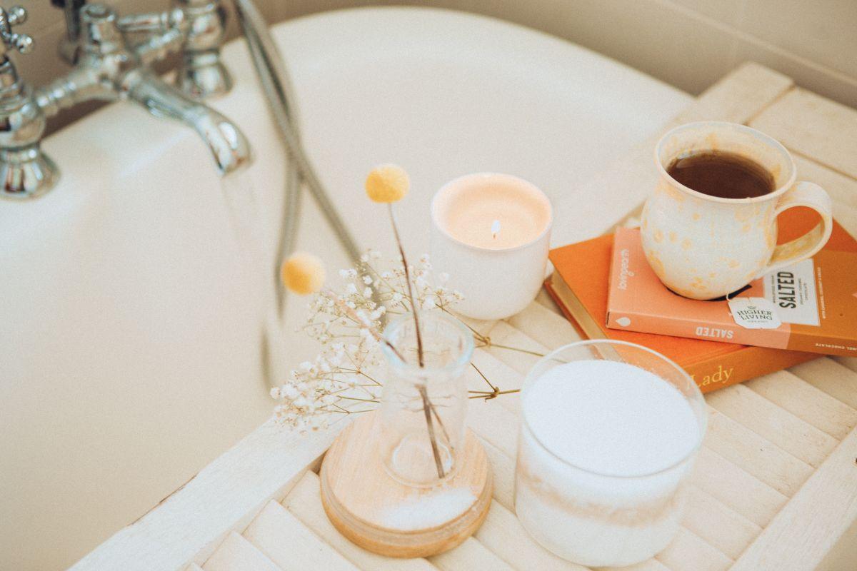 Un spa en casa: Los mejores productos para darte un baño relajante y bajar el estrés