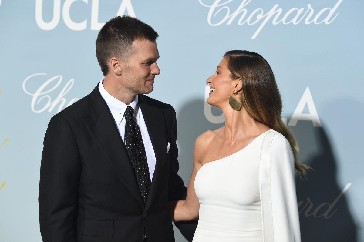 Gisele Bundchen dice que Tom Brady gasta más en ropa que ella