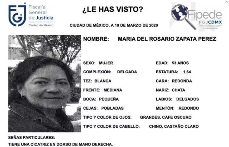 Mata a su madre, guarda el cadáver en una maleta y lo tira a la calle en Ciudad de México