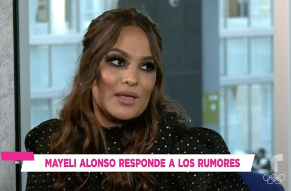 Mayeli Alonso al fin responde si engañó a Lupillo Rivera con Jesús Mendoza