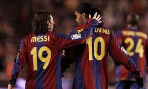 ¿Messi dispuesto a ayudar a Ronaldinho para que salga de prisión?