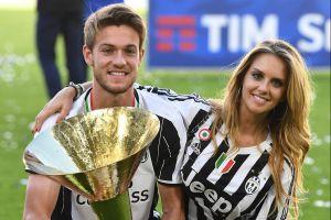 Esposa de Daniele Rugani está embarazada y teme por la salud de su bebé