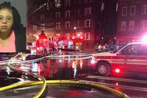Vecino muere en incendio iniciado a propósito con un desinfectante de manos