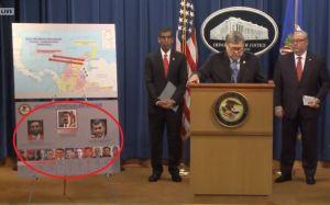 Estados Unidos acusa a Nicolás Maduro de narcotráfico y terrorismo; ofrece $15 millones para detenerlo