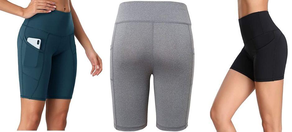 Los mejores estilos de pantalones para hacer ejercicio que tienen bolsillos para tu celular, llaves, y ID
