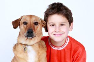 La esquizofrenia es menos probable en niños que crecen con perros