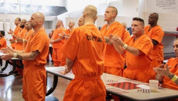 """El """"monstruo"""" se ha metido a la cárcel más grande de Houston"""