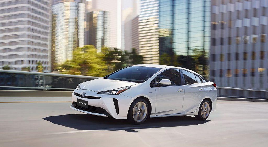 Toyota Prius 2020 Crédito: Cortesía Toyota