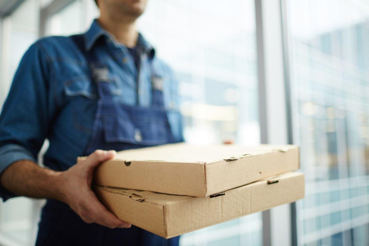 ¿Es segura la entrega de alimentos a domicilio?