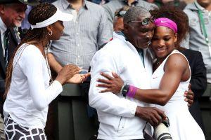Los abusos del padre de Serena Williams a su esposa e hijo