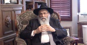 """Peligrosas declaraciones de un rabino: """"La vacuna contra el Covid te hace gay"""""""