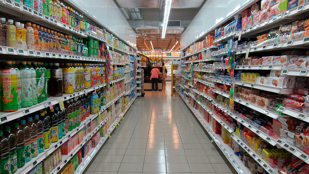 'Reglas de etiqueta' para comprar en el supermercado durante la crisis del coronavirus