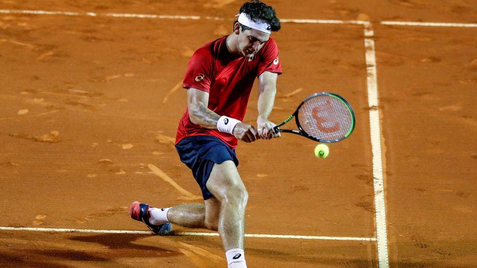 Coronavirus: Thiago Wild, la sensación brasileña del tenis, confirma contagio