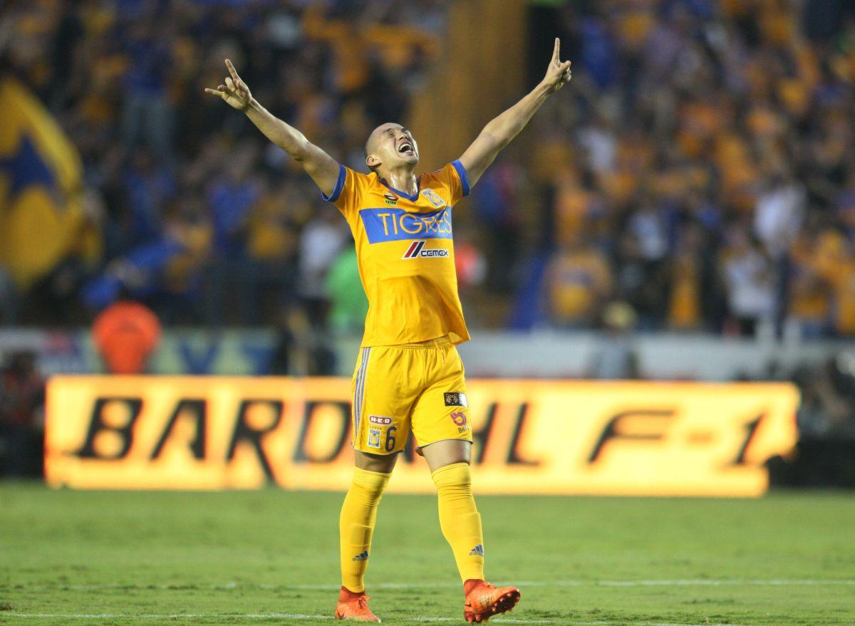 Jorge Torres Nilo, defensa de Tigres.