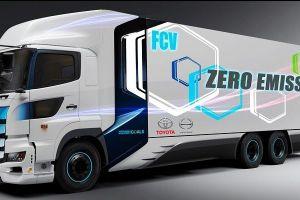 Toyota anuncia un nuevo camión que alcanzaría los 600 kilómetros por hora