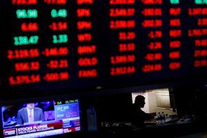 La Bolsa registra la peor caída desde 1987